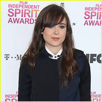 Celebrities React to Ellen Page's Speech Coming Out as Gay